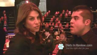 Jillian Michaels Interview at Biggest Loser 6 Finale