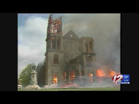 Notre Dame inferno brings back vivid memories of Fall River church fire