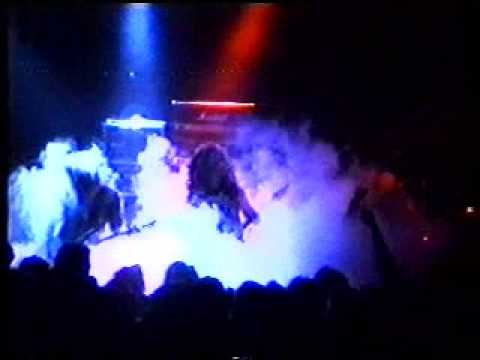 Morgoth - Live In Frankfurt, 1991, Concert