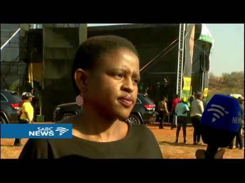 Sophie Mokoena on ANC's campaign trail in Lephalale, Limpopo