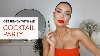Getting ready for a Cocktail Party - Chit Chatty Get Ready With Me - Pia Muehlenbeck