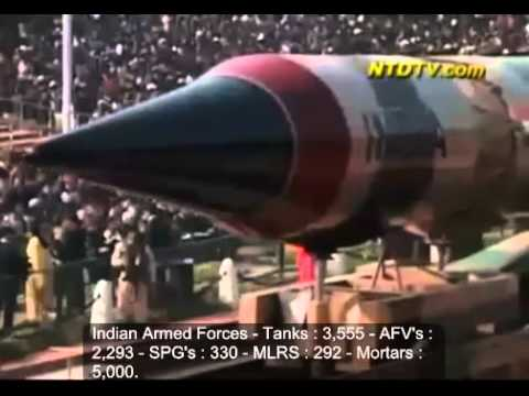 Indian Armed Forces vs Pakistani Armed Forces - Comparison