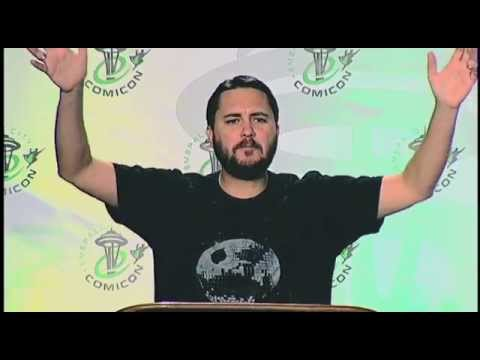 Wil Wheaton's 90Minute Awesome Hour at ECCC 2012