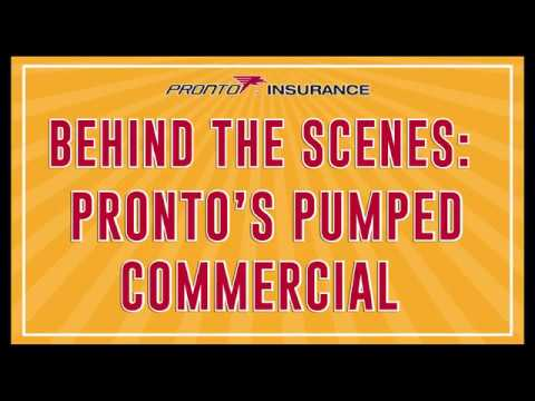 Behind The Scenes Pumped Commercial - YouTube