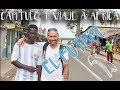 Capítulo 9 viaje a Gambia y Senegal Día 5, la tormenta, el fútbol y los de la moto