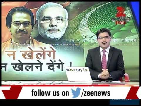 Panel discussion on Shiv Sena opposing India-Pakistan cricket talks