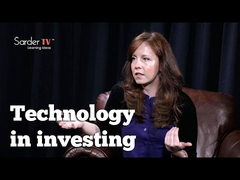 How is technology changing investing? by Bailey McCann, Author of Tactical Portfolios