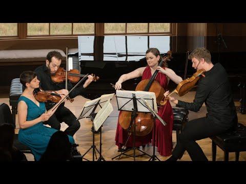Adam Golka and the Ariel String Quartet