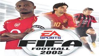 A Look @ FIFA Football 2005