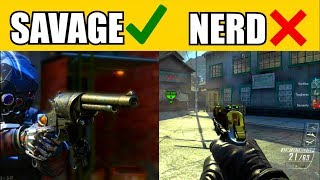 TOP 10 MOST BADASS PISTOLS in Call of Duty. PLAY LIKE A BEAST WHILE YOU LOOK LIKE A BEAST!