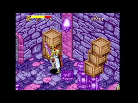 Light Bringer: Scenario 3 - Secret area (Ash) ライトブリンガ