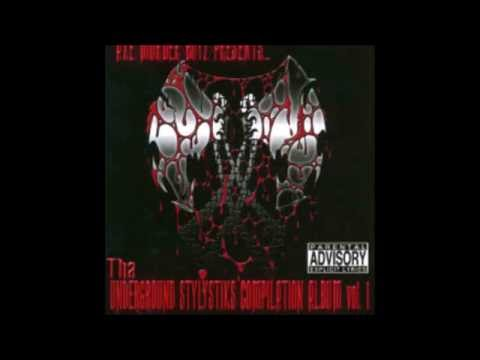 Tha Underground Stylystiks Compilation Album Vol. 1 by Axe Murder Boyz [Full Album]