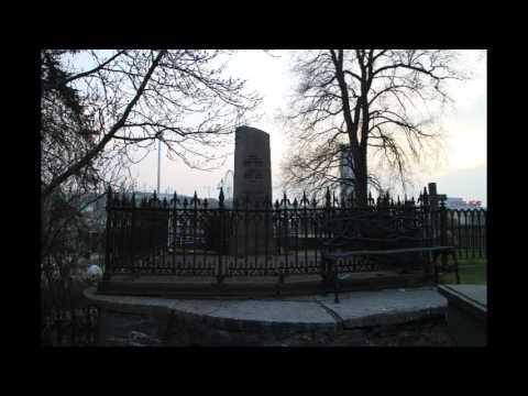 13. Örgryte gamla kyrkogård – George Seaton (den äldre)