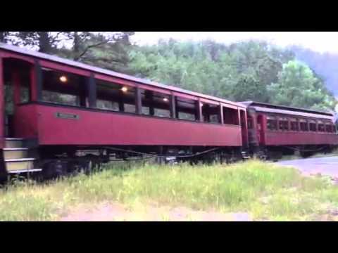 1880 Train Hill City South Dakota