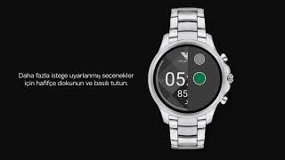 Emporio Armani Connected Akıllı Saatler - Hızlı Kurulum