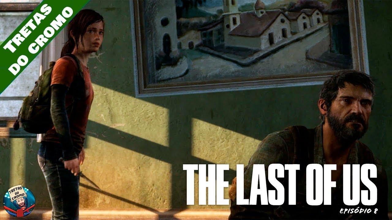 THE LAST OF US - Episódio 8 (À Deriva)