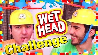 Wet Head Challenge ft. YToLDSCHooL #Internet4u