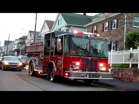 Florida Avenue Car Accident - Shenandoah Heights - 7/24/17