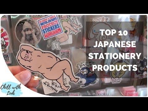 Loft Shibuya Shopping Guide: What Japanese Stationery to Buy? 渋谷ロフト