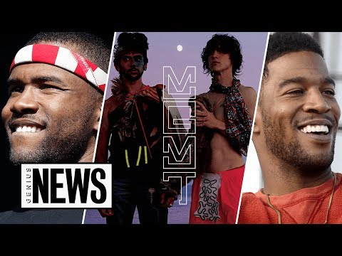 MGMT's Impact On Hip-Hop: From Kid Cudi To Frank Ocean   Genius News