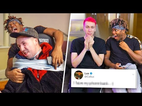 I let KSI and SIMON Control My Twitter