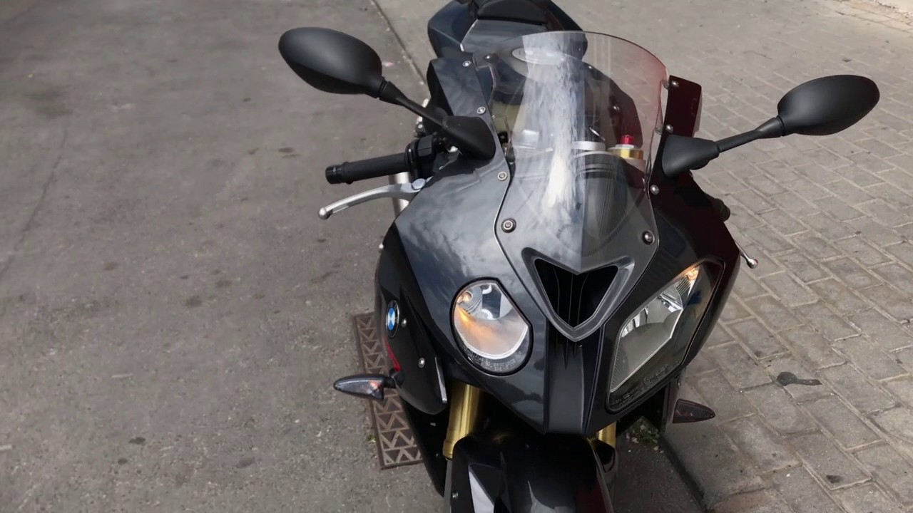 Bmw S1000rr Color Gris Negra 2011 3100 Km Youtube