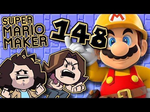 Super Mario Maker: Butty White - PART 148 - Game Grumps