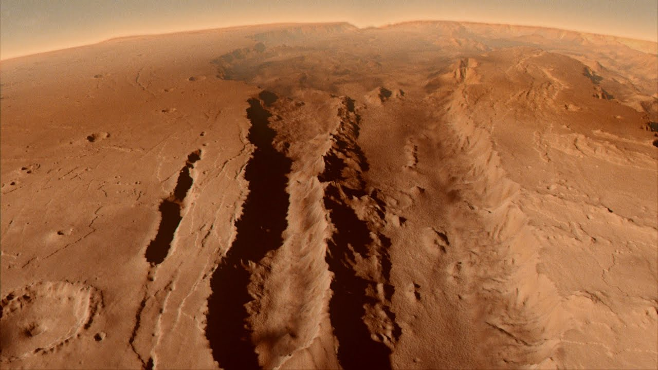 Scientists Think Mars Once Had Water. So What Happened to It?