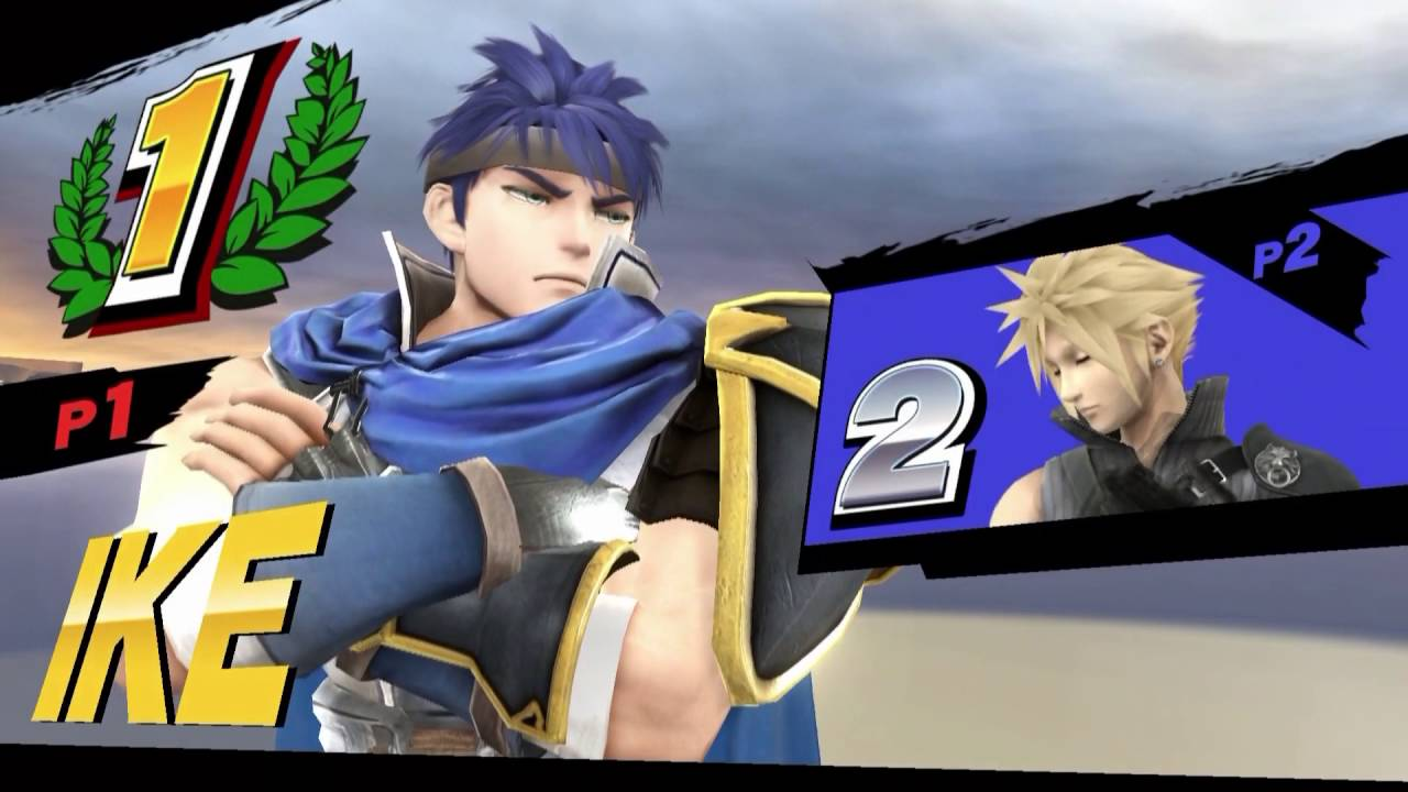 Super smash bros 3ds matchmaking