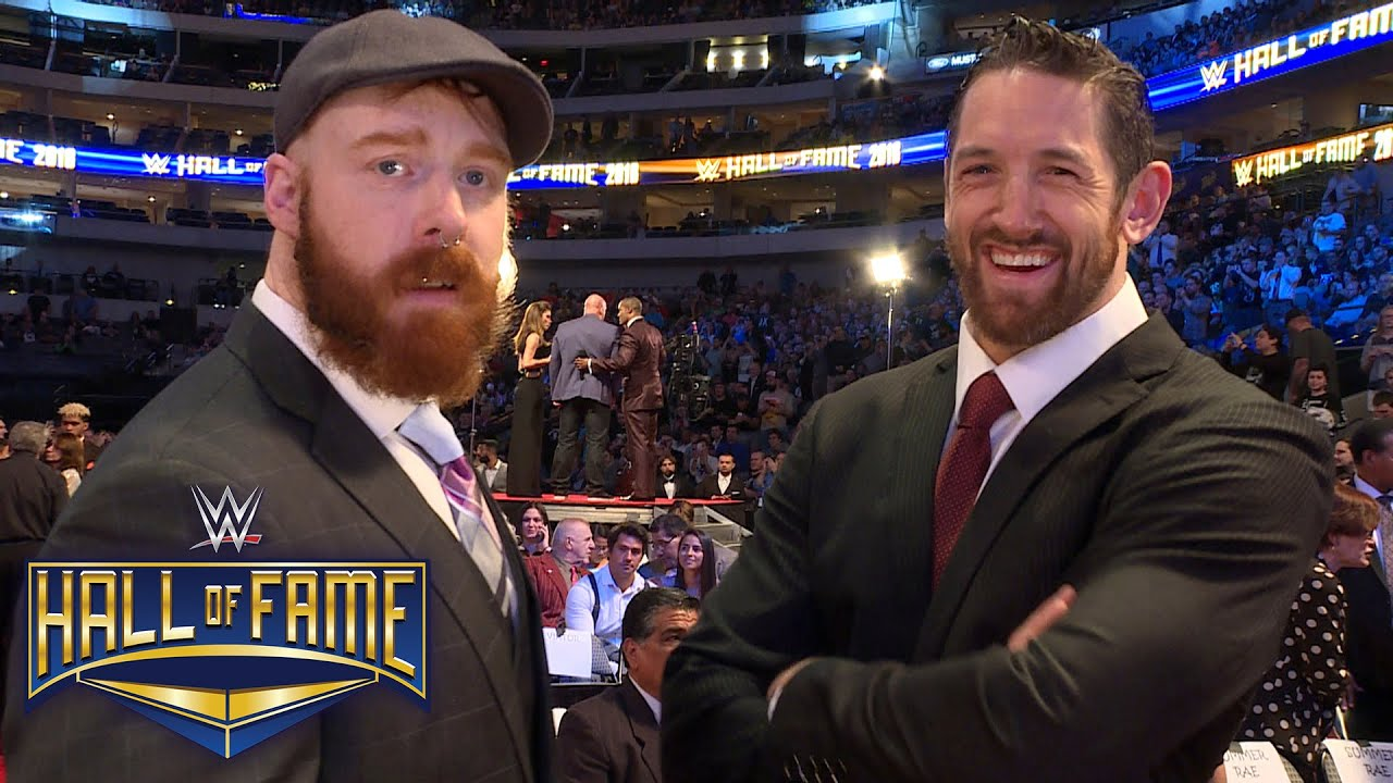 Highlights From The Wwe Hall Of Fame Red Carpet April 2