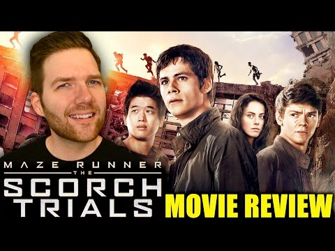 Maze Runner: The Scorch Trials - Movie Review