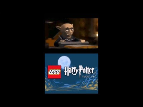 LEGO Harry Potter: Years 1-4 (DS) - Part 1 - The Magic Begins