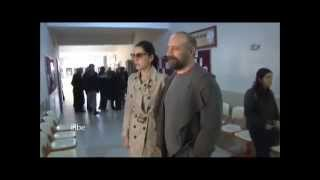 Halit Ergenç ve Bergüzar Korel  01 11 2015