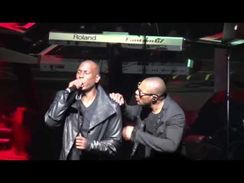 TGT - I Need {Live @ L'Olympia, Paris, 2014-03-31}