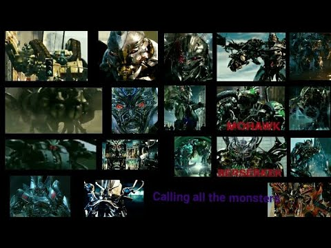 Transformers. Decepticons: Calling All The Monsters