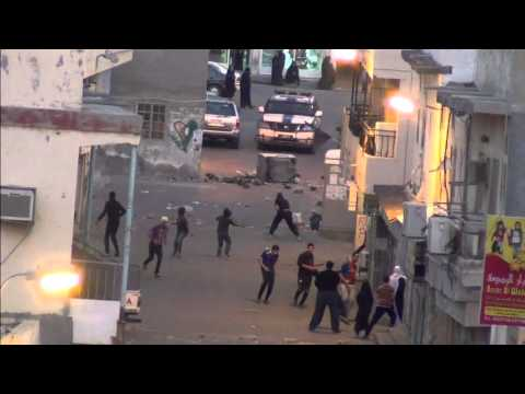 Some of Human rights violations Sanabis is exposed to daily by riot police!
