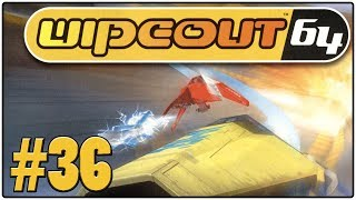 Wipeout 64 Review - Definitive 50 N64 Game #36