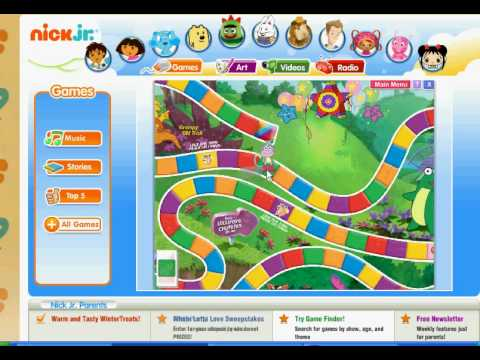 how to play dora candyland