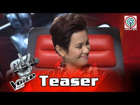 The Voice Teens Philippines: One Day Teaser