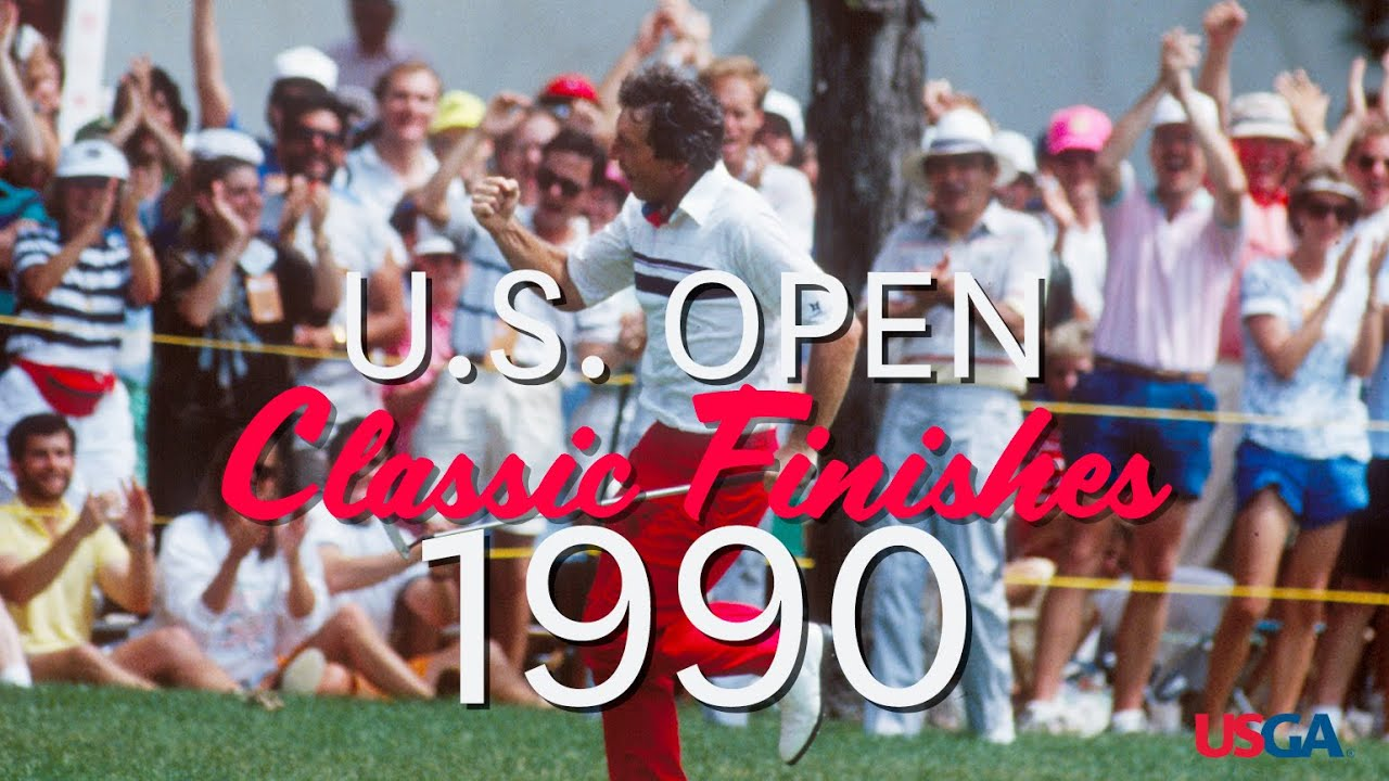 U.S. Open Classic Finishes: 1990