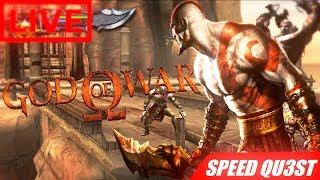 GOD OF WAR 1 VERY HARD TREINO PARA SPEEDRUN