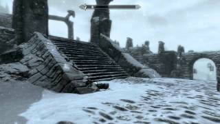 Skyrim: Entering Labyrinthian 033