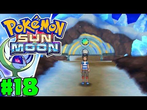 Facing The Elite Four! | Pokémon Sun & Moon Gameplay Walkthrough Episode 18 (Nintendo 3DS)