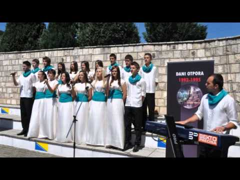 Ya Mustafa - Šejla Ramović - Hor Selsebil Goražde (Cover)