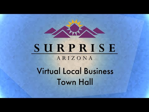 Virtual Local Business Town Hall video thumbnail