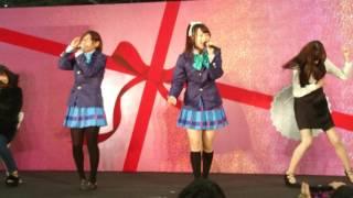 20170207大滝友梨亜&水澤彩佳 ステージイベント