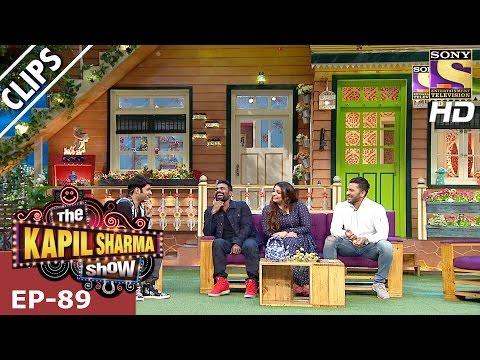 Remo D'Souza, Vaibhavi Merchant & Terence Lewis With Kapil - The Kapil Sharma Show - 12th Mar 2017