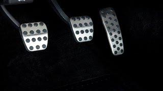 Lecciones básicas para conducir 4  - Clase Pedales