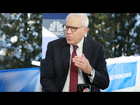 Watch CNBC's full interview with the Carlyle Group's David Rubenstein - Davos 2019