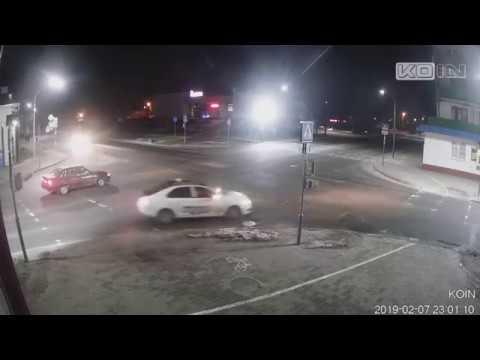Кобрин. Что было на дорогах в феврале